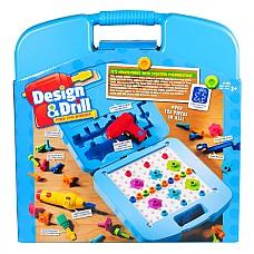 Design & Drill - работилница с електр. инструменти