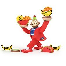 Циркова маймунка - игра за баланс