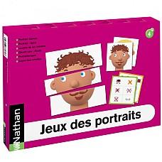 Състави портрет - езикова и логическа игра