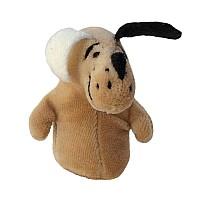 Кукла за пръст - Куче Басет