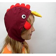 Шапка Кокошка