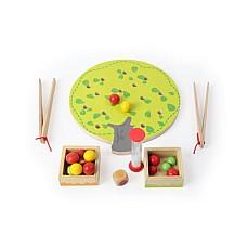 Игра обери ябълковата градина