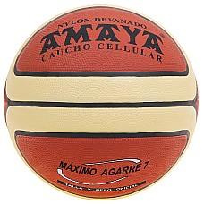 Баскетболна топка AmayaSport Bicolor No. 5