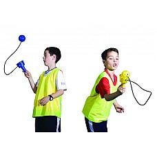 Игра конус-топка