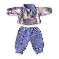Комплект джинси (дрехи за кукла)