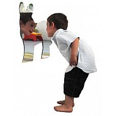 Огледало за детски кът- Магаре