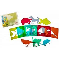 Шаблони Домашни животни полупрозрачни