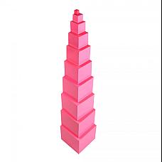 Розова кула - малка