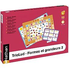 Триолуд – форми и размери 2