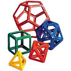 Polydron Frameworks Платонови тела