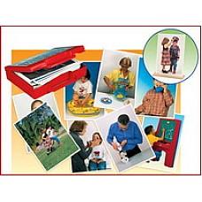 Дидактични снимки на действия (глаголи)