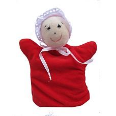 Кукла за ръка Червената шапчица